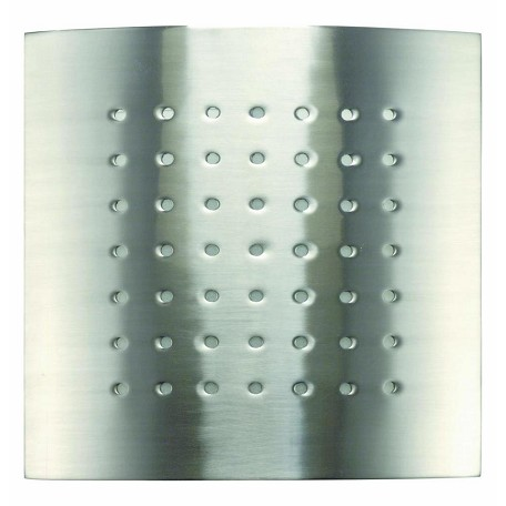 "Milo Collection 3"" 1-Light Polished Steel Wall Sconce LS-1327PS"