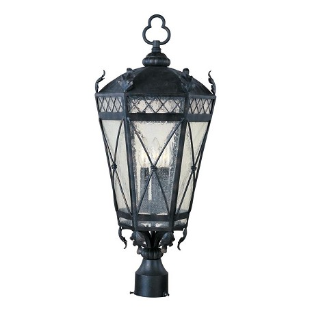 Outdoor Post Light - Canterbury Collection - 30451CDAT