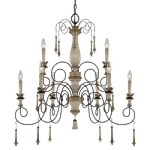 Accents Provence Collection 9-Light 34