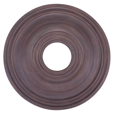 "Livex Lighting 16"" Imperial Bronze Ceiling Medallion 8217-58"
