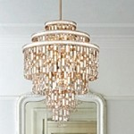 "Dolcetti Collection 13-Light 32"" Silver Pendant with Mixed Shells and Crystal 142-413"