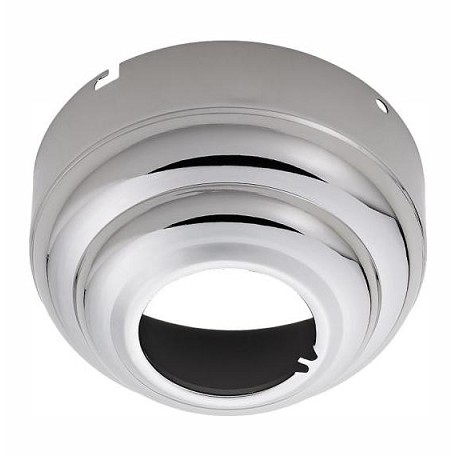 Monte Carlo Slope Ceiling Canopy Adapter Polished Nickel