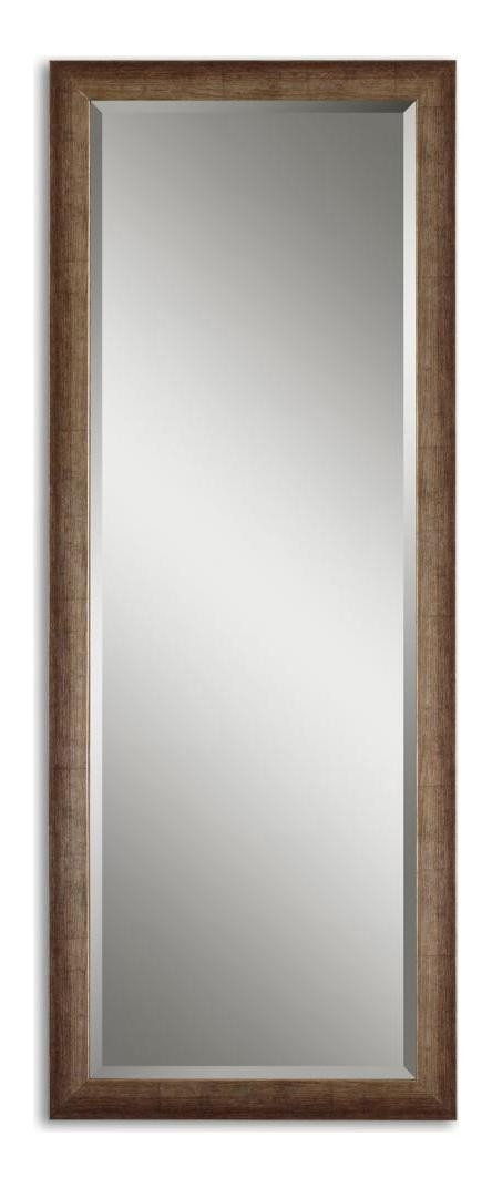 Antique Silver Leaf Lawrence Mirror