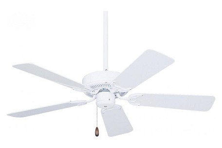 Appliance White Summer Night 42in. 5 Blade Outdoor Ceiling Fan - Blades Included