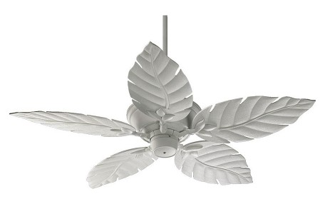 "Medallion 52 Patio Family 52"" Studio White Outdoor Ceiling Fan 135525-8"