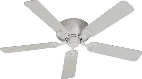 "Medallion 52 Patio Family 52"" Studio White Outdoor Ceiling Fan 51525-8"