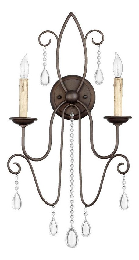 Cilia Family 2-Light Wall Sconce 5516-2-86