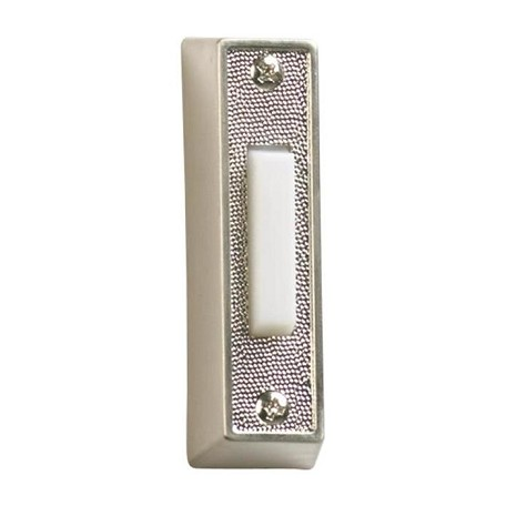 Quorum International Satin Nickel Door Chime Button 7-101-65