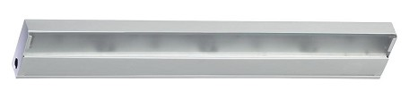 "Quorum International 3-Light 21"" White Under Cabinet Light 95222-3-6"