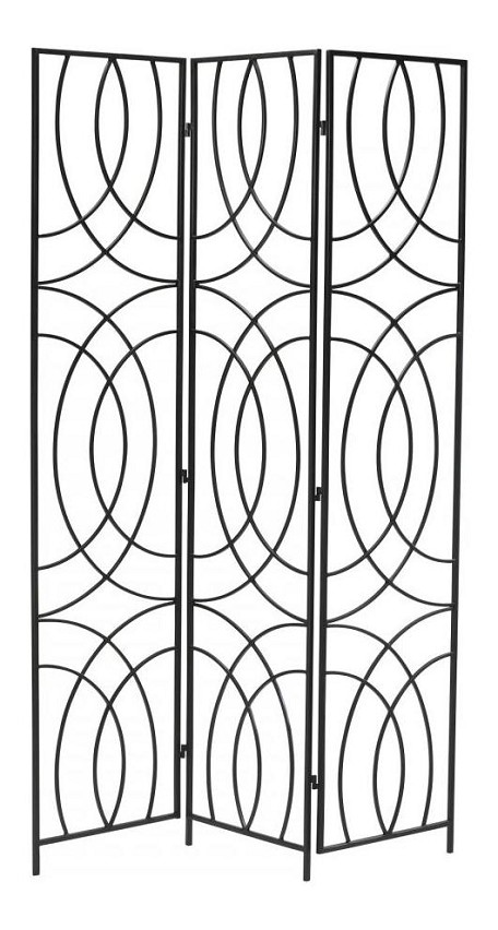 Old World 69.25in. Orb Room Divider