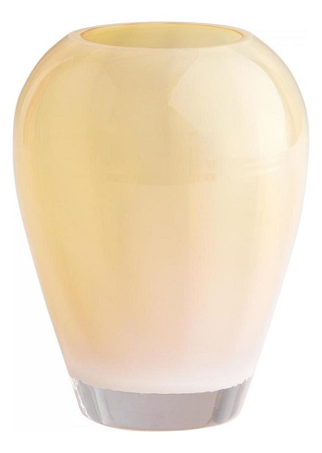 Yellow 12in. Medium Enzo Vase