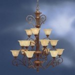 Chandelier - Cheswick Collection - 1700 PRZ