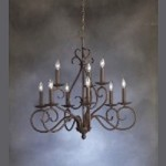 Chandelier - Norwich Collection - 1714 TZ