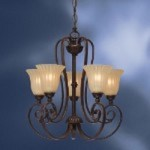 Chandelier - Willowmore Collection - 1825TZ