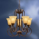 Chandelier - Willowmore Collection - 1827 TZ