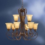 Chandelier - Willowmore Collection - 1828 TZ