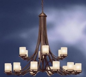 Grande Chandelier - Hendrik Collection - 1873 OZ