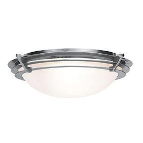 Access One Light Bs  Fst  Glass Bowl Flush Mount - 50092LED-BS/FST