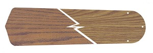 Craftmade Rdl - Reversible Dark/light Oak Fan Blade - B552S-RDL