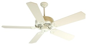 Craftmade Aw - Antique White Ceiling Fan - K10183