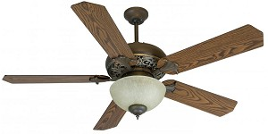 Craftmade Agvm - Aged Bronze/vintage Madera Ceiling Fan - K10238