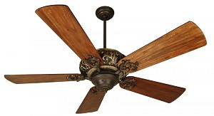 Craftmade Agvm - Aged Bronze/vintage Madera Ceiling Fan - K10273