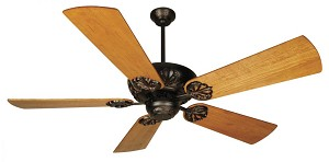 Craftmade Ob - Oiled Bronze Ceiling Fan - K10302