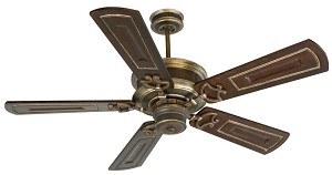 Craftmade Dcvm - Dark Coffee/vintage Madera Ceiling Fan - K10365
