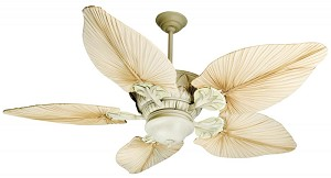 Craftmade Awd - Antique White Distressed Ceiling Fan - K10530