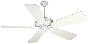 Craftmade W - White Ceiling Fan - K10680