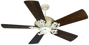 Craftmade Awd - Antique White Distressed Ceiling Fan - K10726