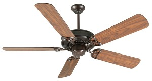 Craftmade Ob - Oiled Bronze Ceiling Fan - K10832