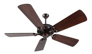 Craftmade Ob - Oiled Bronze Ceiling Fan - K10836