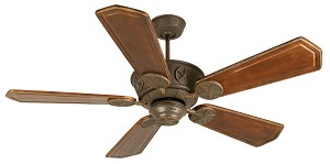 Craftmade Ag - Aged Bronze Ceiling Fan - K10874
