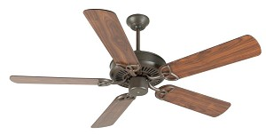 Craftmade Ag - Aged Bronze Ceiling Fan - K10932