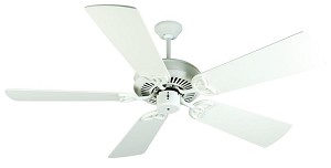 Craftmade Aw - Antique White Ceiling Fan - K10940