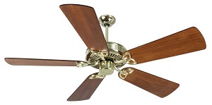 Craftmade Pb - Polished Brass Ceiling Fan - K10979