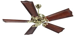 Craftmade Pb - Polished Brass Ceiling Fan - K10982