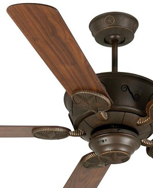 Craftmade Ag - Aged Bronze Ceiling Fan - K11010