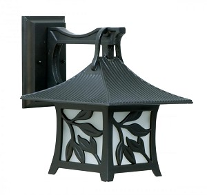 Craftmade One Light White Wall Lantern - Z7064-63