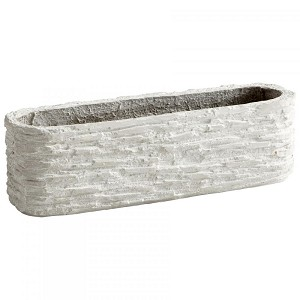 Cyan Designs Fossil Cliff Planter - 05923