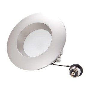 Designers Fountain Brushed Nickel Recessed Lighting Trim - RTL47301-BN