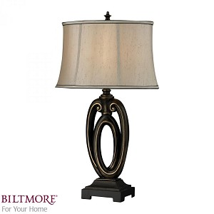 Dimond One Light Madison Bronze  Table Lamp - D2402