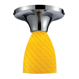 ELK Lighting Semi Flush - 10152/1PC-CN