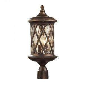 ELK Lighting Outdoor Post Light - 42034/2
