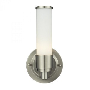 ELK Lighting One Light Satin Nickel Bathroom Sconce - 84050/1