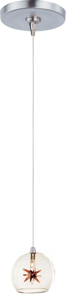ET2 Starburst 1-Light RapidJack Pendant and Canopy - E94472-25
