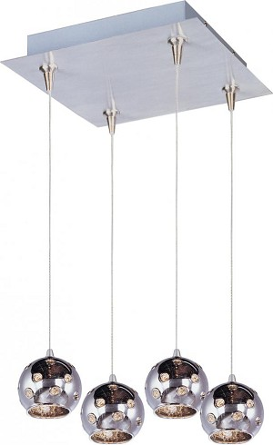 ET2 Starburst 4-Light RapidJack Pendant and Canopy - E94772-81