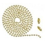 Ellington Fan 36'' Beaded Chain - C3-AB