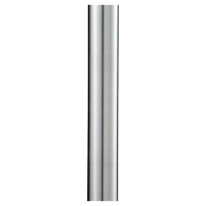 Feiss Brushed Aluminum Post - 7' POST-BRAL